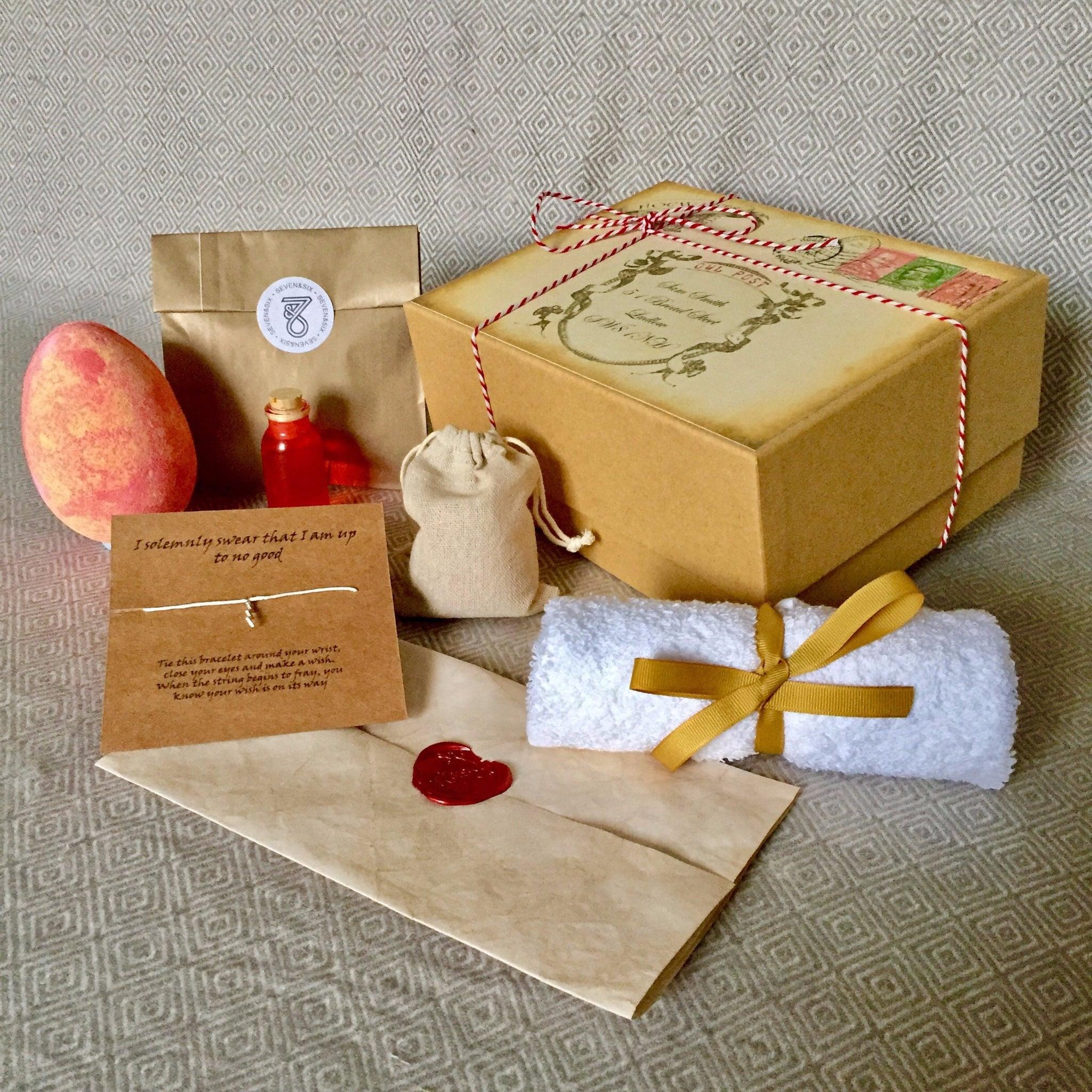 Harry Potter Bath Bomb Holiday Gift Set 2017 | POPSUGAR Beauty
