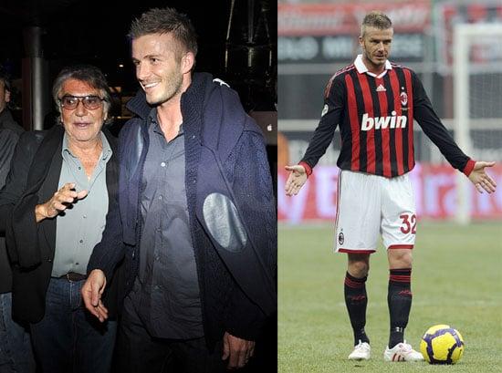 Photos of Beckhams