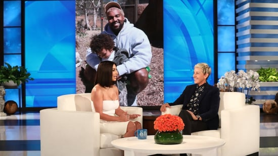 Kim Kardashian Talks About Surrogacy on Ellen