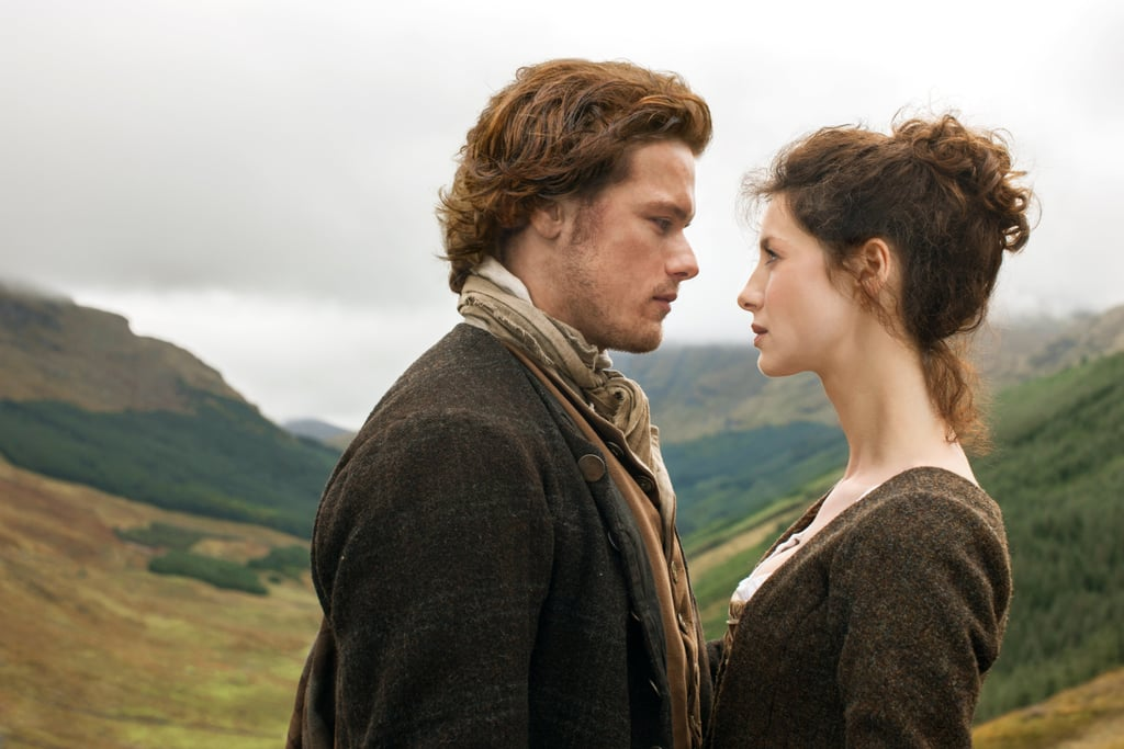 Claire and Jamie From Outlander