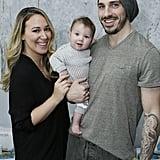 Haylie Duff and Matt Rosenberg