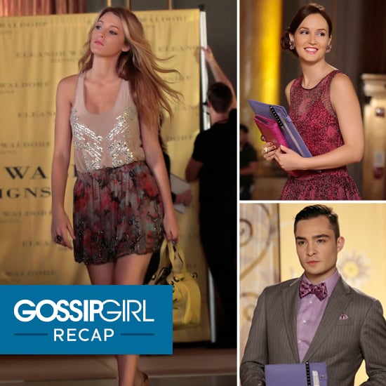 "Top OMG Moments From Gossip Girl ""Dirty Rotten Scandals"""