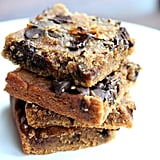Vegan and Gluten-Free Blondies