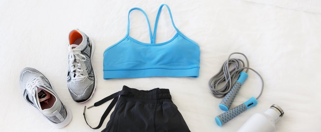 This Genius Closet Hack Will Help You Tackle Workouts All Week Long