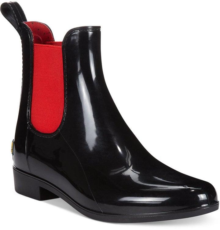 Lauren Ralph Lauren Tally Short Rain Booties  ($59)