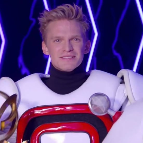 Cody Simpson The Masked Singer Interview 2019