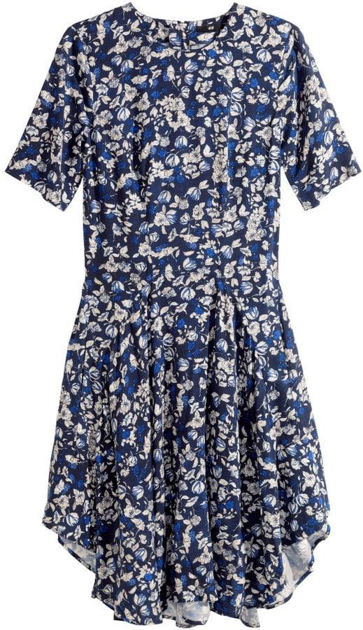An Eye-Catching Dress