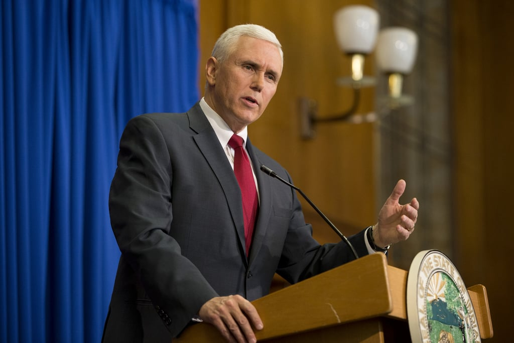 """""""Mike Pence will actually be running the show."""""""