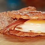 Doughnut-Chip Breakfast Sandwich