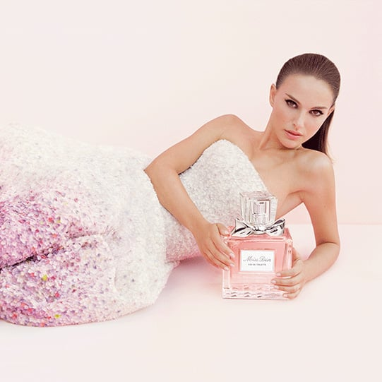 Natalie Portman in New Miss Dior Film