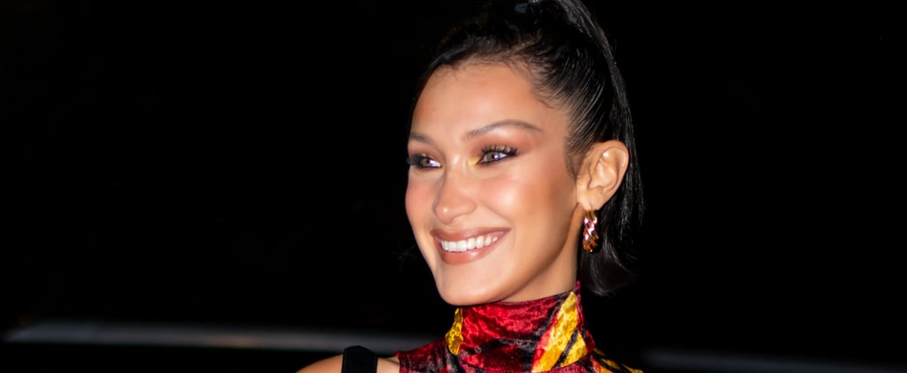 Bella Hadid Celebrated Her Birthday in Vintage Dior