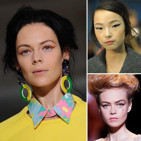 Spring 2012 Trendspotting: Dramatic Cat Eyeliner