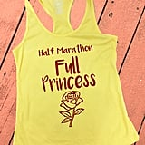 Marathon Princess Workout Tank ($25)