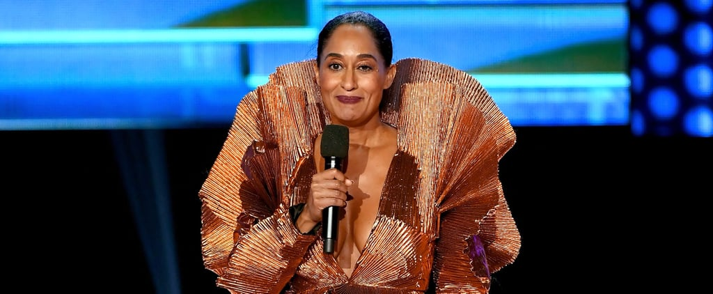 "The Only Appropriate Response to Tracee Ellis Ross's Dress Is ""OMG"""