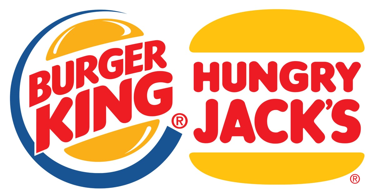 Burger King And Hungry Jack S Food Brands With 2 Names