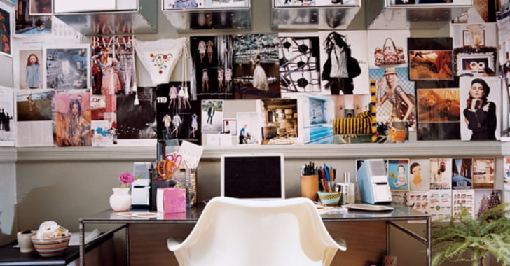Home Office Ideas For Small Apartment Popsugar