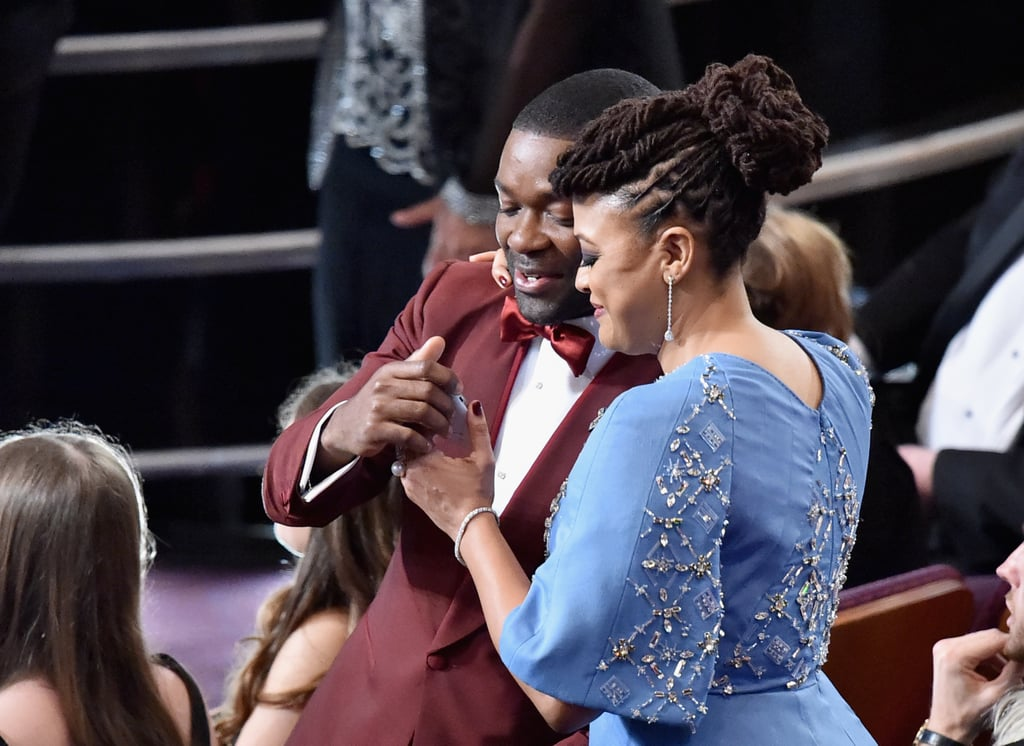 David Oyelowo and Ava DuVernay Hugged It Out