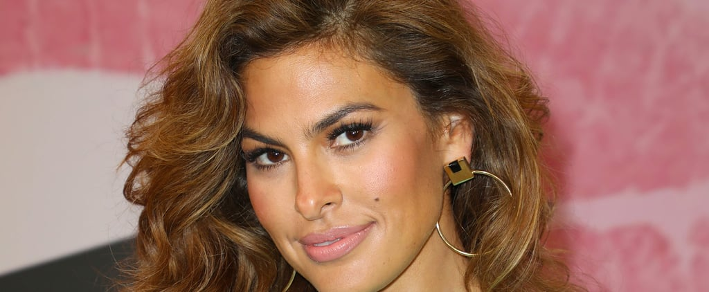 Eva Mendes Opens Up About Being a Working Mom