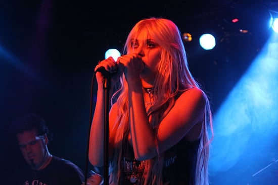 Taylor Momsen's Pretty Reckless rocks Downtown New York City