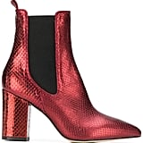 Paris Texas Block Heel Ankle Boots