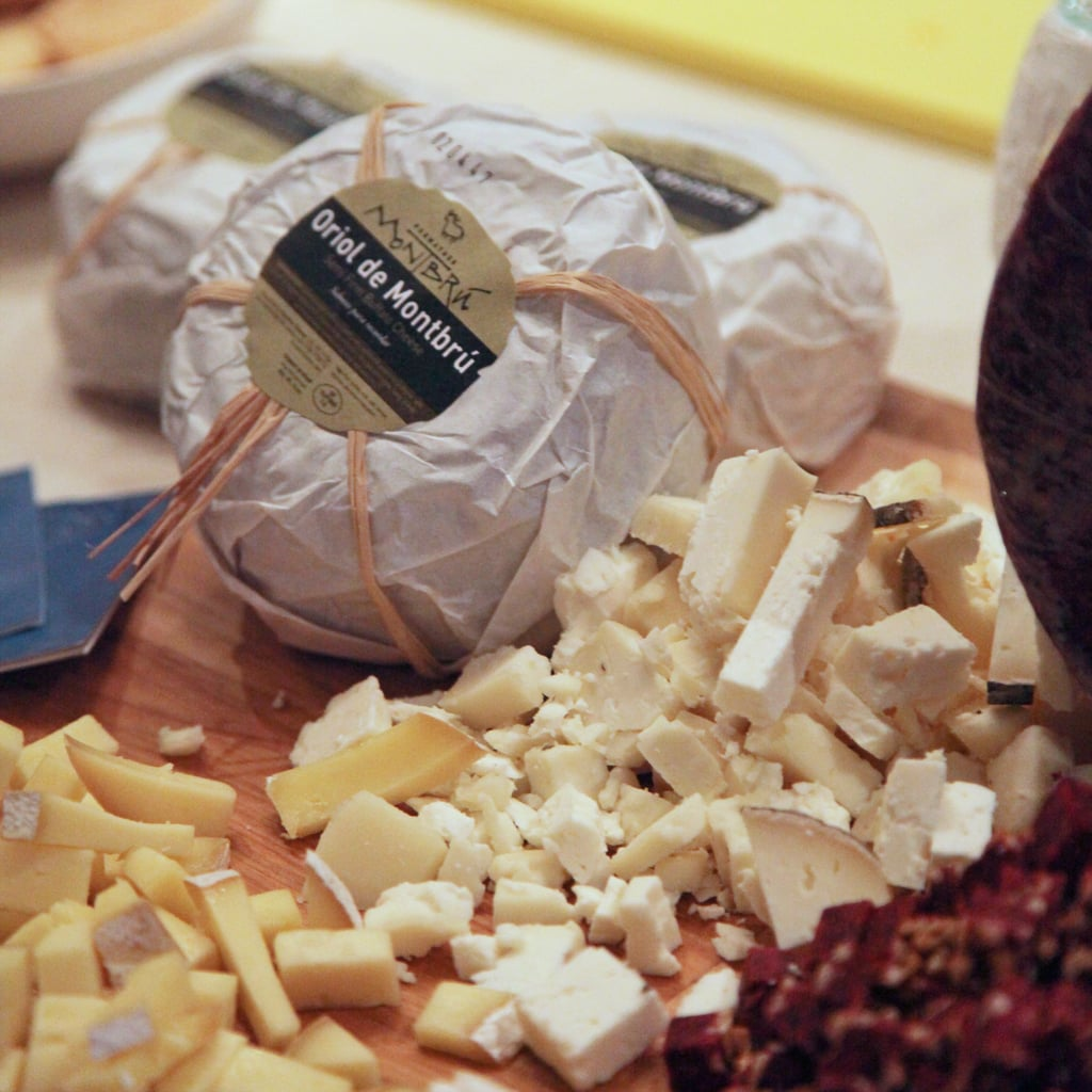 Buffalo Milk Cheese