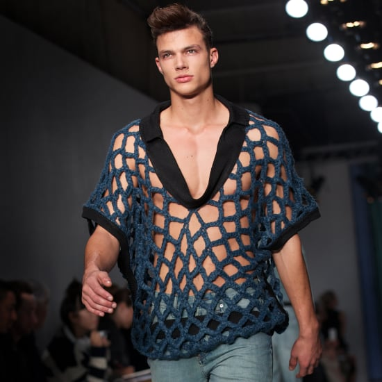 The Most Out There Looks from Spring 2014 Mens Fashion Week