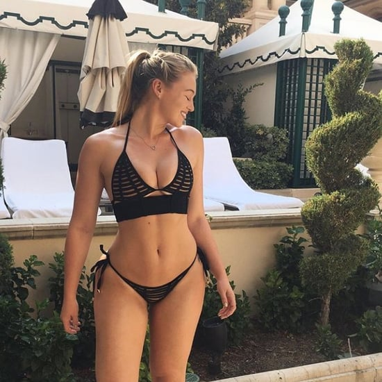 Iskra Lawrence Bikini Pictures