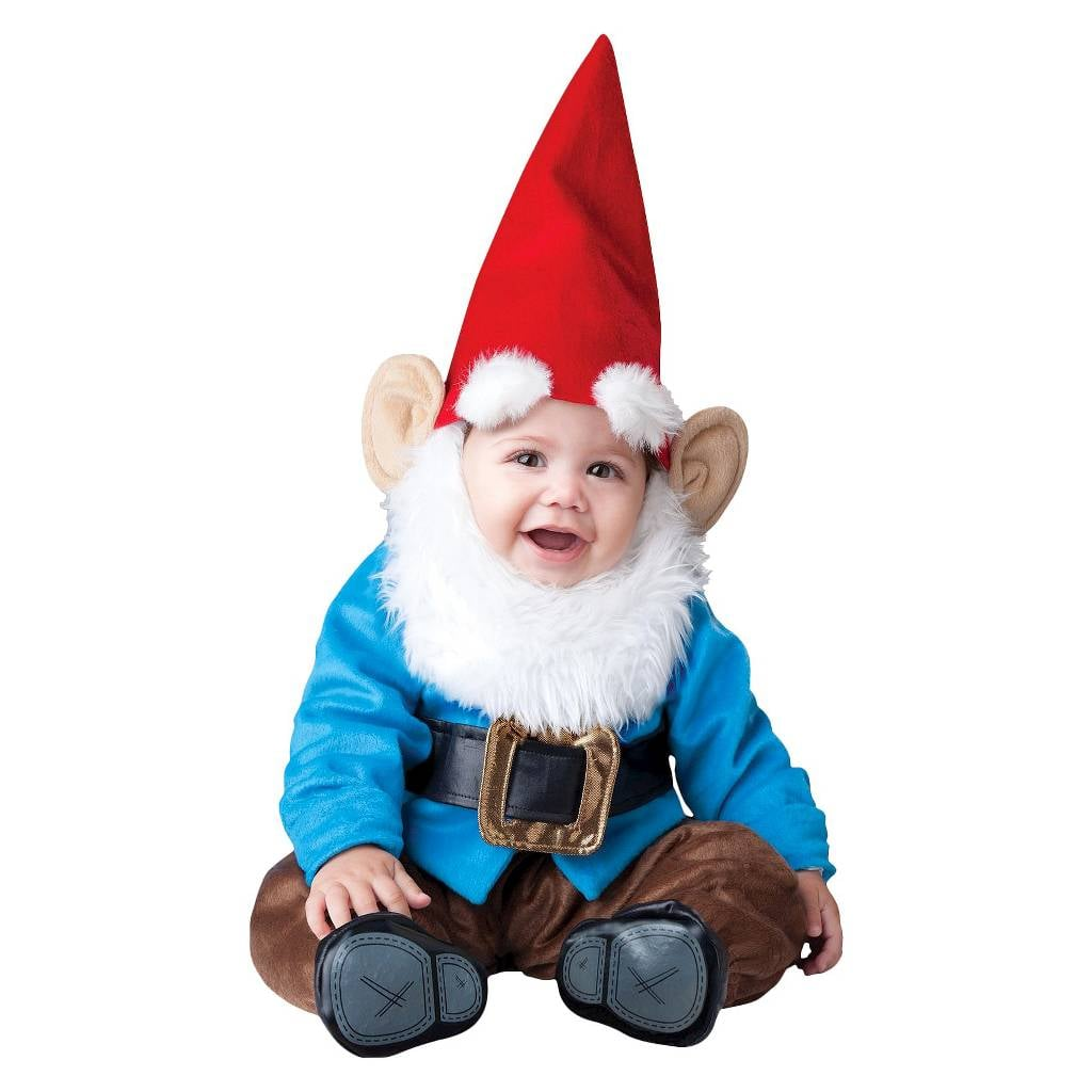 Infant Little Garden Gnome Costume