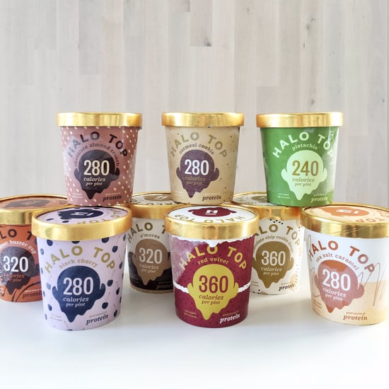 New Halo Top Flavors Taste Test