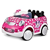 Disney Minnie Mouse Hot Rod Coupe