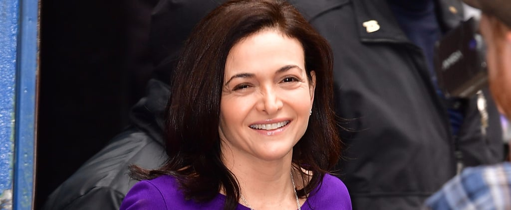 Sheryl Sandberg on Helping Kids With Grief