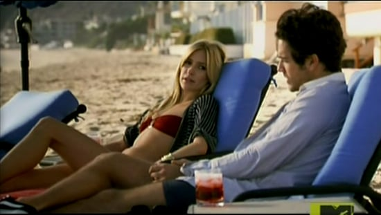 Cell Phones and Gadgets on MTV's The Hills 2009-12-02 14:40:34