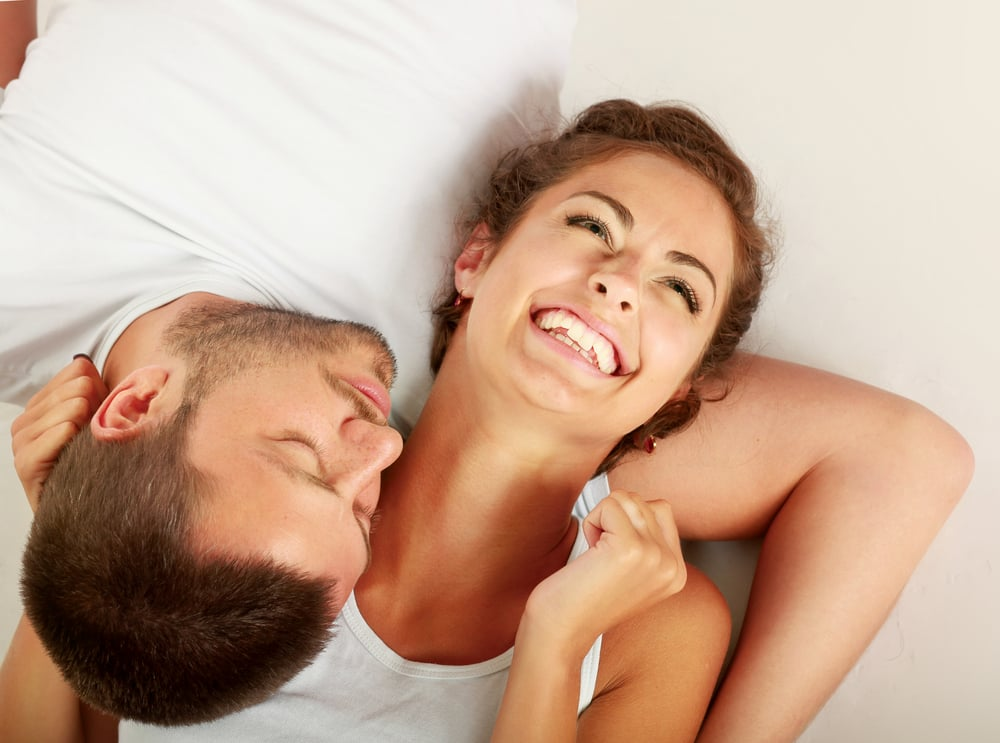 The Health Benefits Of Sex, Kissing And Hugging  Popsugar -5612