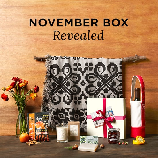 POPSUGAR Must Have Box Reveal November 2013