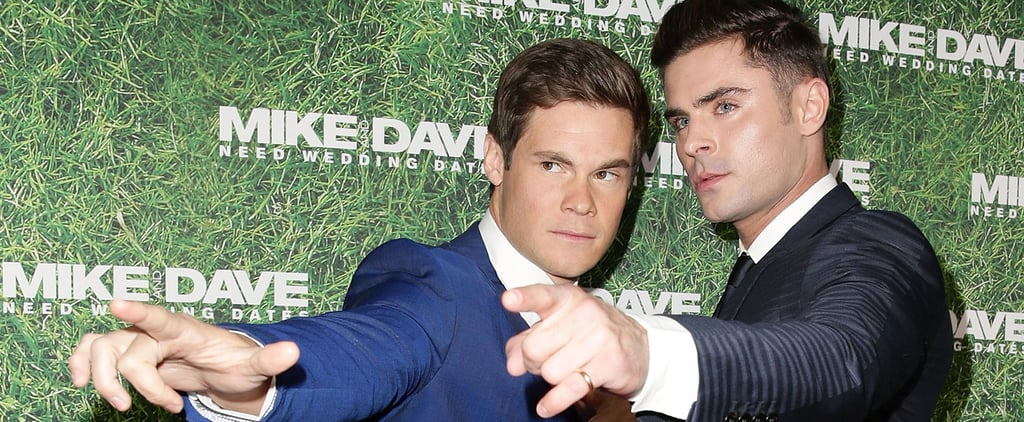 Zac Efron and Adam DeVine Are Heating Things Up Down Under at Their Latest Premiere