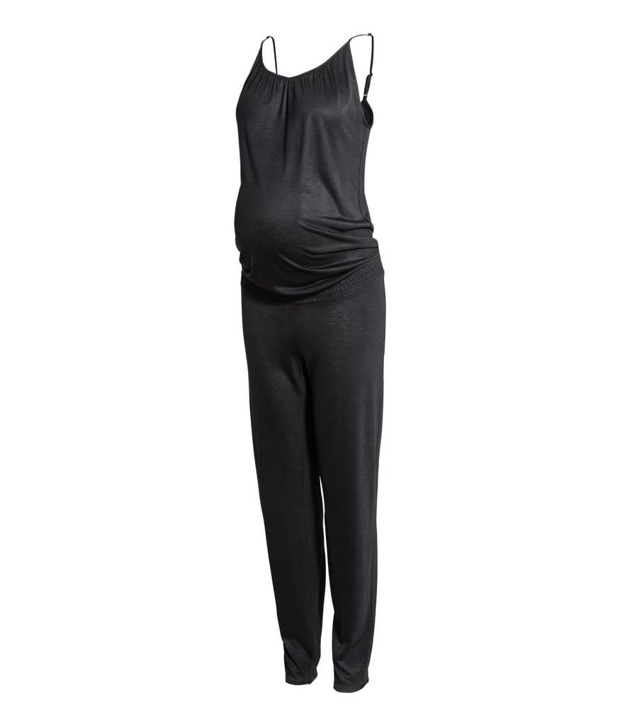 H&M MAMA Jersey Jumpsuit