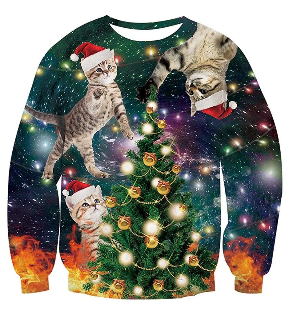 Uideazone Ugly Christmas Sweatshirt