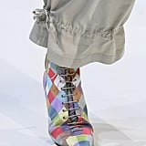 Victorian Boots: Emporio Armani