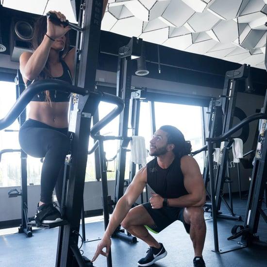 VersaClimber Workout