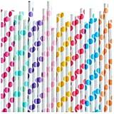 Rainbow Straw Mix ($9.99)