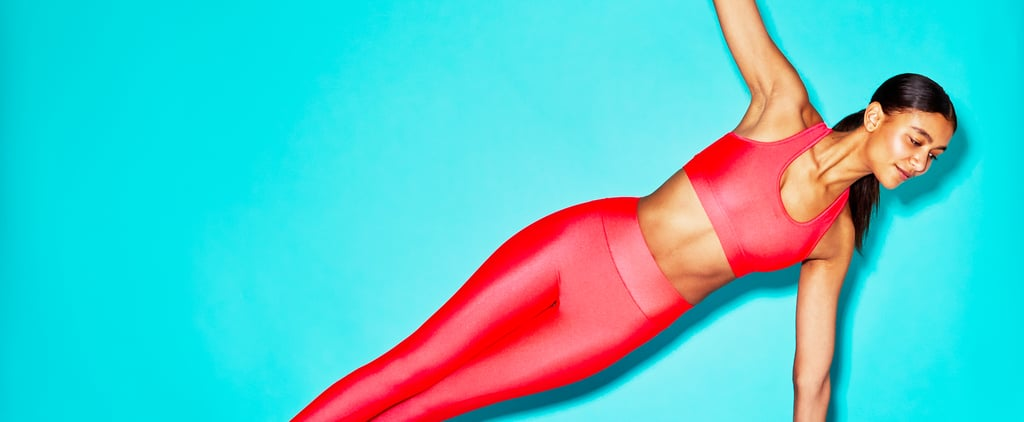 20-Minute Total-Body Strength Workout From Charlee Atkins