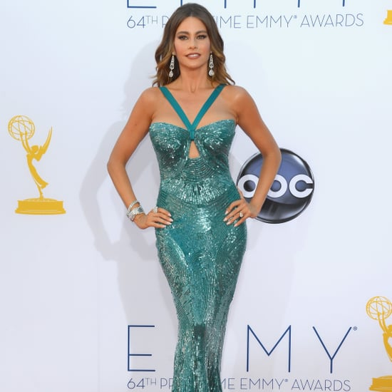 Sofia Vergara Wearing Mermaid Dresses