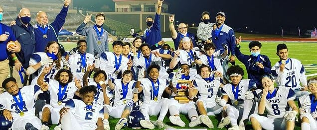 Texas School For the Deaf Wins Football State Championship