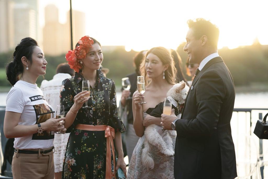 Sydney's Crazy Rich Asians Cast Instagram Accounts