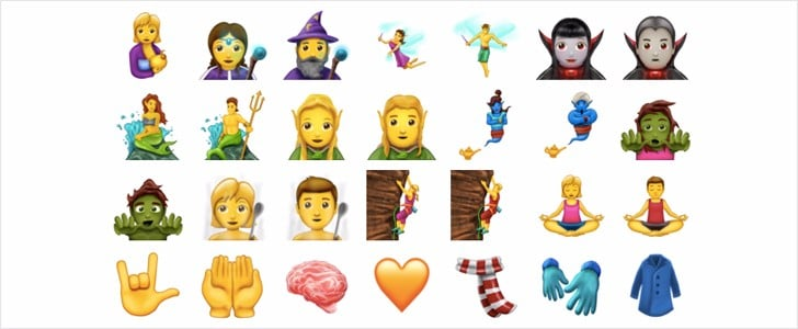 69 New Emoji Are Coming, Including a Mermaid One!