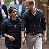 Meghan Markle's Message For Prince Harry's 35th Birthday