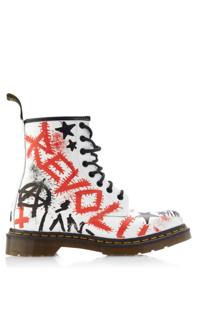 Dr. Martens Graffiti'd by Klughaus ($445)