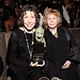 Pictured: Lily Tomlin and Jane Wagner