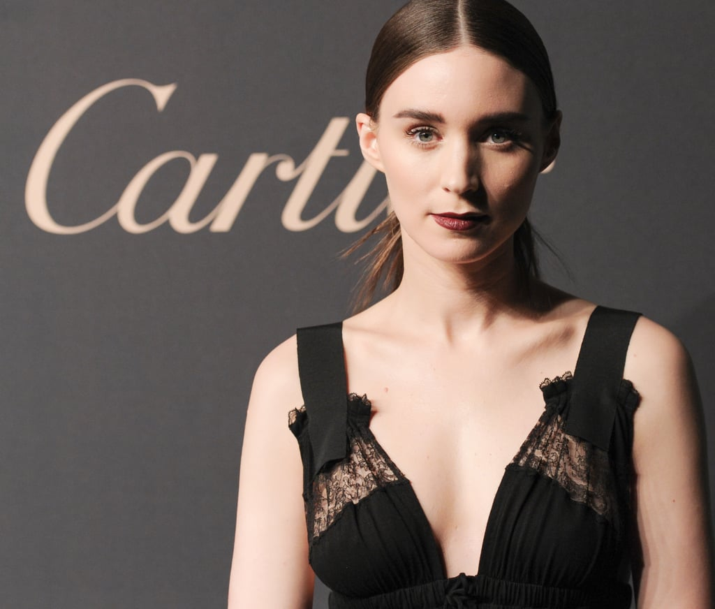 Rooney Mara, Best Supporting Actress Nominee For Carol