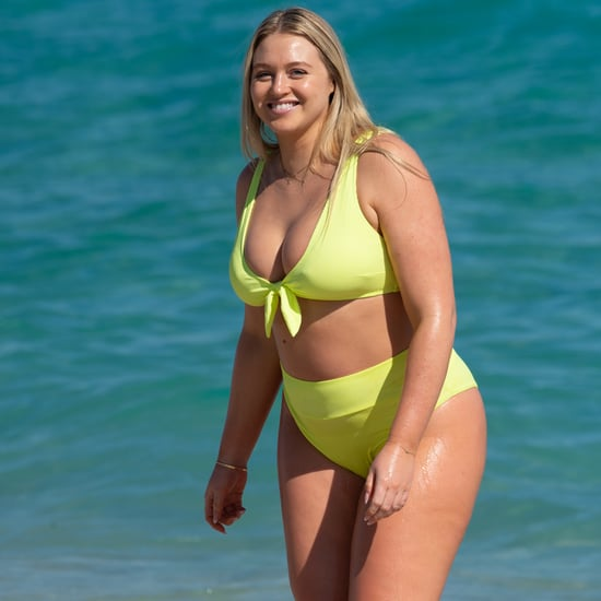 Iskra Lawrence Bikini Pictures in Miami December 2019